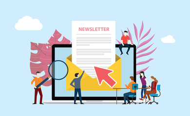Newsletter CNRMS